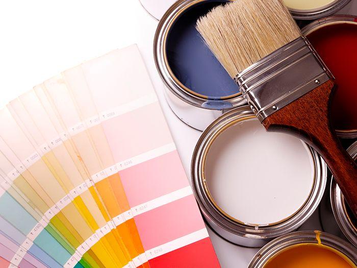 塗装のカラー